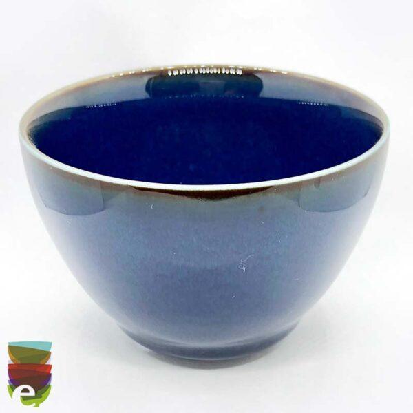 tazzina blu cobalto