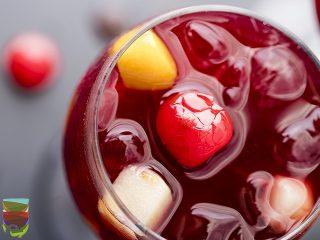 Sangria, bevanda dell'estate