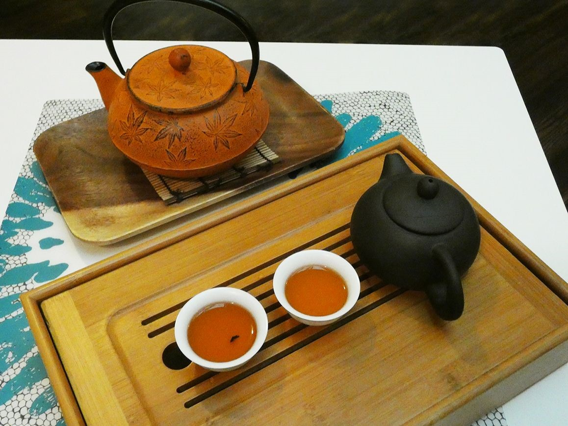 Degustazioni di tè