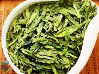Le leggende del tè Long Jing